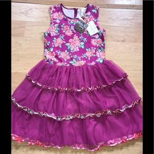 Matilda Jane gorgeous dress size 10 new with tags